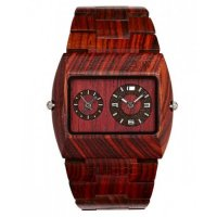 Wewood JUPITER Echtholzuhr Brown