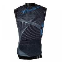 Xcel KITE Vest Half Padded Black