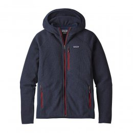 Patagonia Jacke Performance Better Sweater Hood Navy Blue