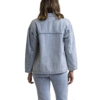 Rhythm Boyfriend Denim Jacket Light Wash