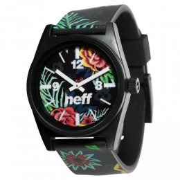 neff DAILY Wild Watch Uhr Astro Floral