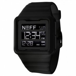 neff ODYSSEY Watch Black