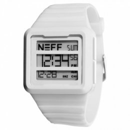 neff ODYSSEY Watch White