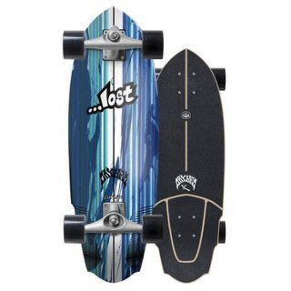 Carver X Lost Rocket V3 Surfskate 30
