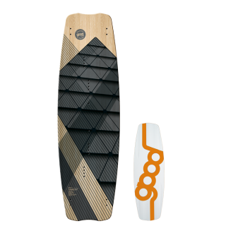 Goodboards Crossbay Kiteboard Deck 135x42,6
