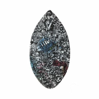 HW-Shapes Hybridskim 87.5 Skimboard Kids Foamy Urban