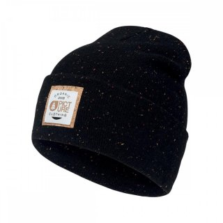 Picture Beanie Uncle Black