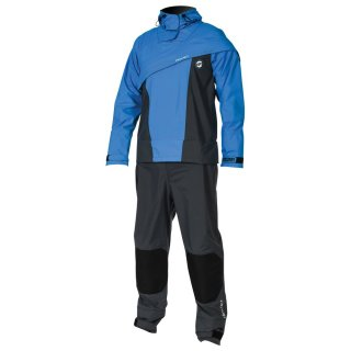 Prolimit Nordic Drysuit Vertical Zip Grey Blue S (48)