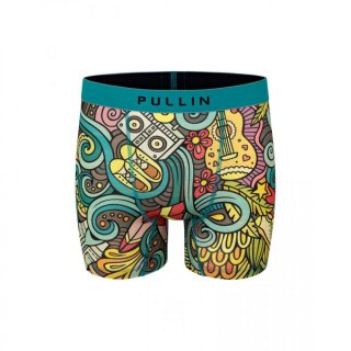 Pullin Trunk Fashion 2 Boxershort Hippie M
