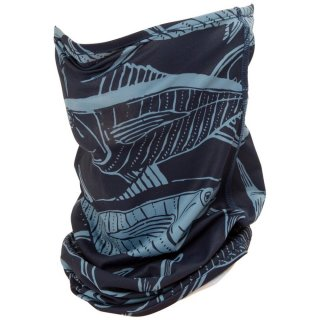 Salty Crew Pinnacle Face Gaiter Tuch Navy