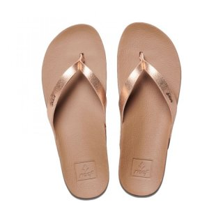 reef Cushion Bounce Court Zehentrenner Rose Gold US 8 (39)