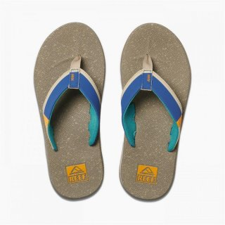 reef Fanning Low Zehentrenner Blue US 12 (45)