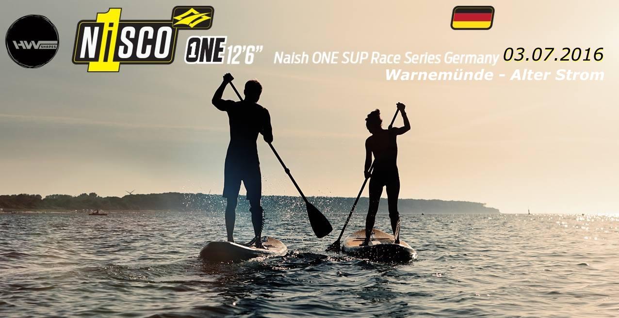 Naish One Race am 03.07.16