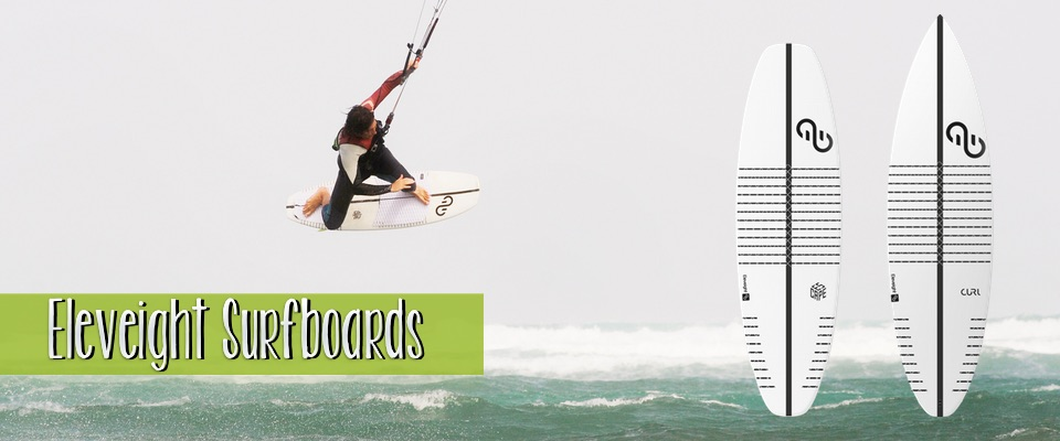 Eleveight Kite Surfboards